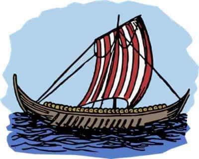 Kubb played by Vikings